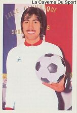 N°061 TONY GIANQUINTO # LILLE.OSC LOSC STICKER AGEDUCATIF FOOTBALL MATCH 1973