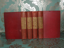 Waverley Novels, 4 books, HB, 1895, Collectible. Vintage