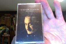 Louie Lista- To Sleep With the Lights On (Blues Theater)- new/sealed cassette