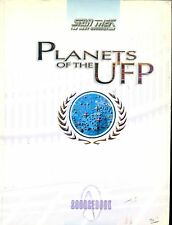 STAR TREK RPG NEXT GENERATION PLANET OF THE UFP