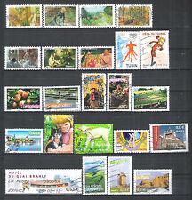 Lot de timbres francais obliteres annees 1900 lot 62