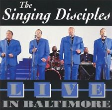 Singing Disciples - Live In Balitmore - New Factory Sealed CD