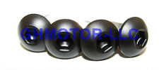 90 91 92 93 94 95 96 97 VFR750 FLAT MATTE BLACK COMPLETE FAIRING BOLTS KIT
