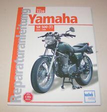 Reparaturanleitung Yamaha SR 500 (T)  - ab 1978!
