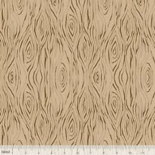 Blend Little Red By Cori Dantini 112 109 07 1 Brown Wood Grain BTY COTTON