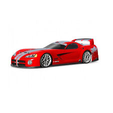HPI Racing RC Car 2003 Dodge Viper GTS-R Clear Body Shell 190mm WB255 7373