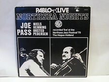 JOE PASS  & NHOP - Northsea Nights ~ PABLO 2308 221 {nm} *1979* Live - VERY RARE