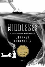 Middlesex by Jeffrey Eugenides Paperback Oprah's book club FREE SHIP middle sex