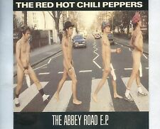CD THE RED HOT CHILI PEPPERS the abbey road e.p. UK 1988 EX