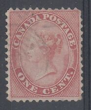Canada Scott 14 Used VF (Catalog Value $90.00)