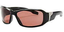 JULBO Zulu Sunglasses - Shiny Black Frame/Falcon Lenses - Polarized Photochromic