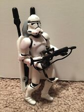 Star Wars 2005 Clone Trooper Revenge Of The Sith Action Figure Loose Jet Pack