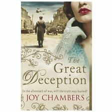 The Great Deception, Chambers, Joy, New Books