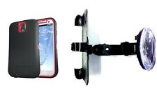 SlipGrip Car Mount For Samsung NOTE 3 Using ZEROLEMON Hybrid Rugged Case HV