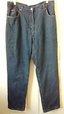 Woolrich womens insulated jeans size 14 measure 35 x 32