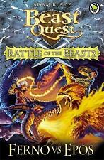 Ferno Vs Epos: 1 (Beast Quest: Battle of the Beasts)