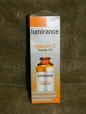 Lumirance Anti Aging Vitamin C Beauty Oil 1 oz / 30 ml  NEW