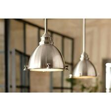 NEW 1 Light Chandelier Ceiling Metal Rustic Dome Vintage Edison Pendant Lamp