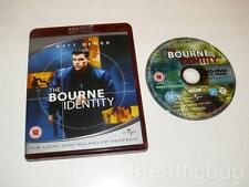 HD DVD ~ The Bourne Identity ~ Matt Damon