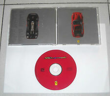 Pc Cd Rom FERRARI 550 MARANELLO - Macromedia Satiz OTTIMO