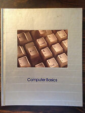Computer Basics (1985, Hardcover) by the Editors of Time-Life Books store#2947