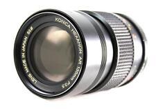 KONICA HEXANON AR 135mm F3.5 Lens Konica AR Mount
