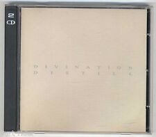 DIVINATION - Distill - 2 CD - ottime condizioni - good condition