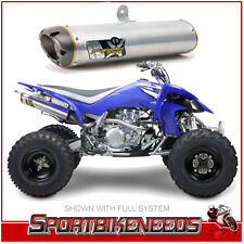 2004-2014 Yamaha YFZ450 YFZ-450 Slip On Two Brothers Exhaust