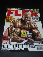 UK Flex Magazine Oct 2012 Many Others Available Discounted Multiple Purchases!