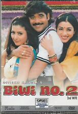 Biwi No 2 - nagarjuna , Tabu  [Dvd ]  1st EditionWEG released
