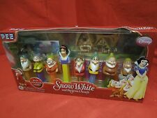 SNOW WHITE AND THE SEVEN DWARFS PEZ COLLECTION