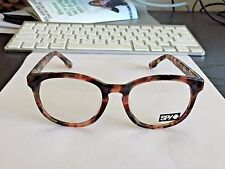 Authentic SPY Edith  EYEWEAR designer Eyeglasses Cherry Tortoise!