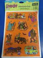Scooby-Doo Haunted Carnival Holiday Halloween Party Favor Scrapbook Stickers