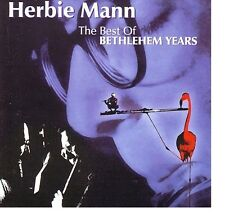 Herbie Mann - Best of Bethlehem Years ZYX RECORDS CD / Made in Germany
