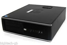Hp compaq elite 8100 sff intel core i5 3.20 ghz 4 gb ram 320 gb hdd dvdrw win 7