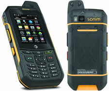 New Sonim XP6 AT&T UNLOCKED Rugged Waterproof Military Android SmartPhoneXP6700
