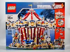 LEGO 10196 Grand Carousel [Ship to Worldwide] *BRAND NEW & SEALED*