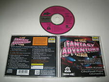 VARIOUS ARTISTS/THE GREAT FANTASY ADVENTURE(TELARC/CD-80342)CD ALBUM