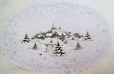 Fantastic Christmas Xmas table cloth 35 x 50 cm