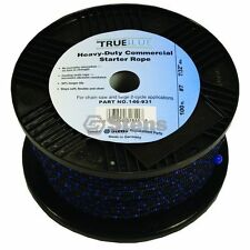 100' True Blue146 931 Recoil Starter Pull Rope #7 Solid Braid Chainsaw Lawnmower