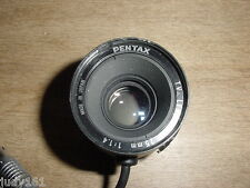 "Pentax 25mm C Mount 1"" F 1.4 TV Lens"