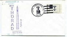 1969 Intelsat-3 Pacific Thorad Agena-D Eastern Test Range Cape Canaveral SPACE