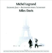 Legrand Jazz/Ascenseur Pour L'echafaud New CD