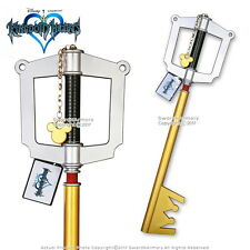 "Officially Licensed 34"" Kingdom Hearts Mickey Mouse Golden Keyblade Foam Sword"