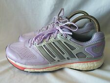 Womens adidas Supernova Glide 6 Boost Running Shoes Size: 7 Color: Lavendar