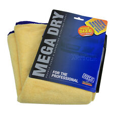 Super Absorbant, Heavy Duty Microfibre Drying Towel Mega Dry 101 x 63cm