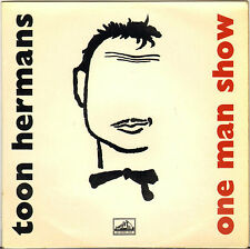 "TOON HERMANS ""ONE MAN SHOW"" 60'S EP HMV 7 EGH 176"