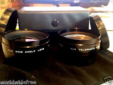 WTL-1 TelePhoto /Wide Angle Lens Set for Series 7 VII New Rare box920
