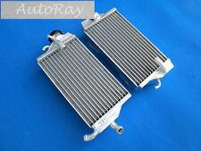 Brand New Aluminum Radiator Set for Honda CR250R CR250 2000 2001 Oversized