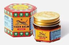 10 g. Tiger Balm Red Relief Head Aches Pain Sprains Muscular Ointment Massage